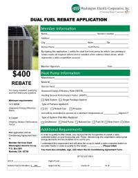 Fillable pdf form for the dual fuel heat pump rebate